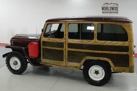 1960 Jeep Willys