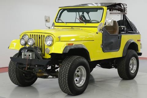 1978 American Motors CJ7 for sale in Denver, CO