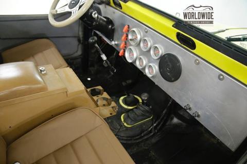 1978 American Motors CJ7