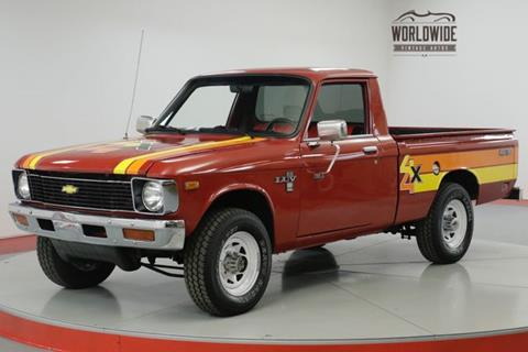 Chevrolet Luv For Sale Carsforsale