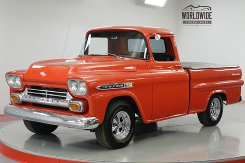Chevrolet Apache For Sale In Dallas Tx Carsforsale