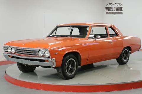1967 Chevrolet Malibu for sale in Denver, CO