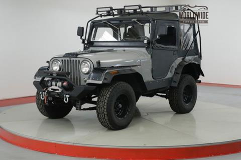 1962 Jeep CJ-5 for sale in Denver, CO