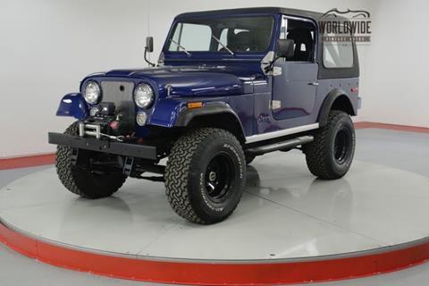 1976 Jeep CJ-7 for sale in Denver, CO