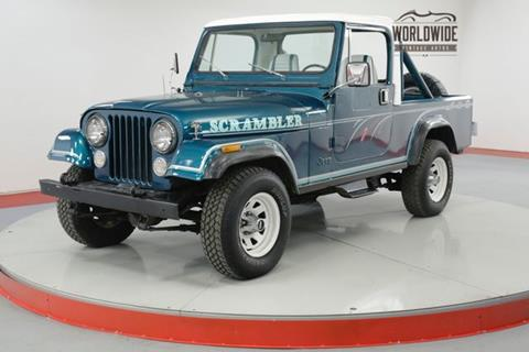 1982 Jeep Scrambler for sale in Denver, CO