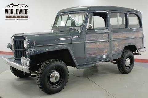 1957 Jeep Willys for sale in Denver, CO