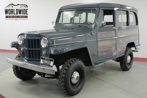 1957 Jeep Willys