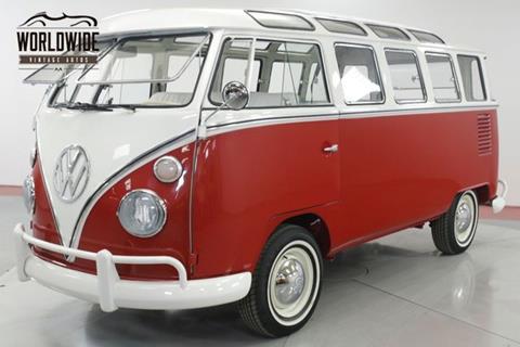 1973 Volkswagen Bus for sale in Denver, CO