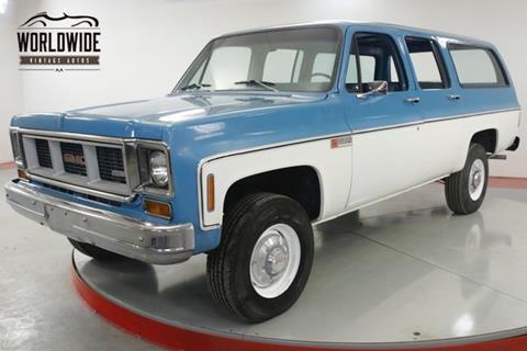 1974 GMC Suburban for sale in Denver, CO