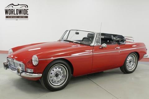 1963 MG MGB for sale in Denver, CO