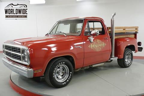 1979 Dodge D150 Pickup for sale in Denver, CO