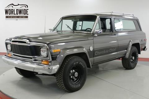 1980 Jeep Cherokee for sale in Denver, CO