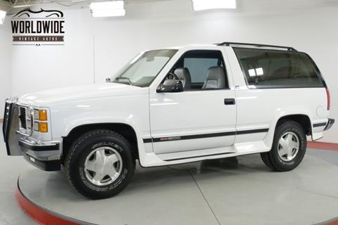 1994 GMC Yukon for sale in Denver, CO