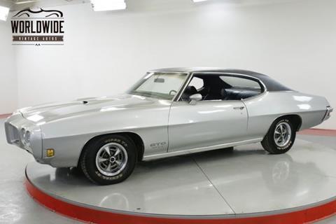 1970 Pontiac GTO for sale in Denver, CO