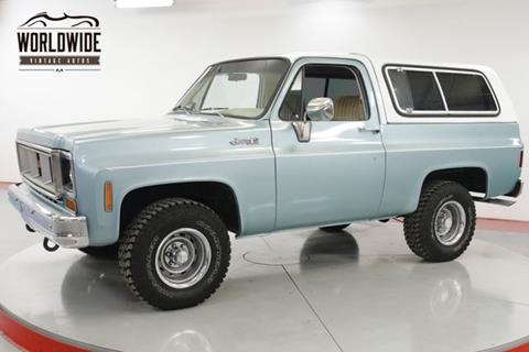 1978 GMC Jimmy for sale in Denver, CO