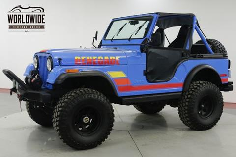 1980 Jeep CJ-5 for sale in Denver, CO