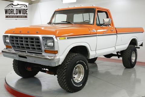 1977 Ford F-150 for sale in Denver, CO
