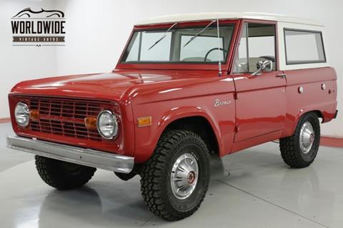 1976 Ford Bronco for sale in Denver, CO