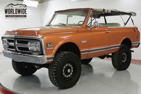 1970 GMC Jimmy for sale in Denver, CO