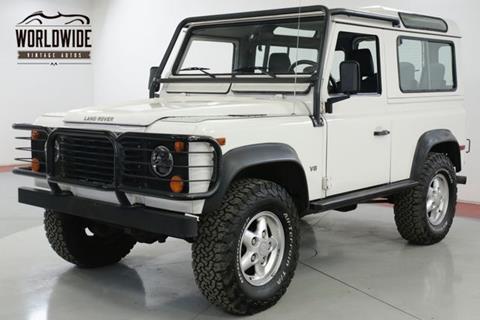 1995 Land Rover Defender for sale in Denver, CO