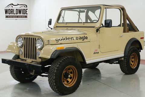 1978 Jeep CJ-7 for sale in Denver, CO