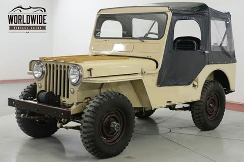 1951 Jeep Willys for sale in Denver, CO