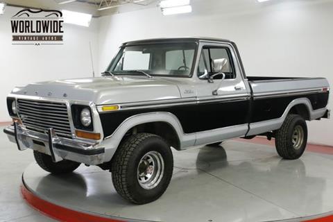 1978 Ford F-150 for sale in Denver, CO