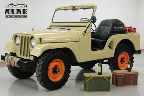 1953 Jeep CJ-5 for sale in Denver, CO