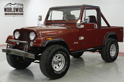 1985 Jeep Scrambler for sale in Denver, CO