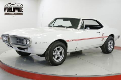 1967 Pontiac Firebird for sale in Denver, CO