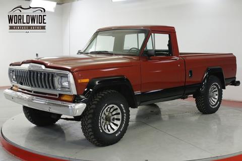 1984 Jeep J-10 Pickup for sale in Denver, CO