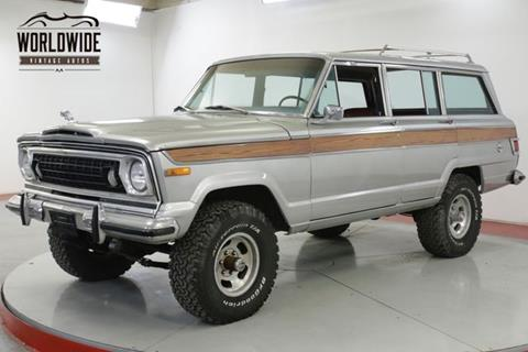 1977 Jeep Wagoneer for sale in Denver, CO