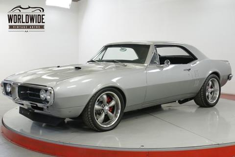 1967 Pontiac Firebird for sale in Denver, CO