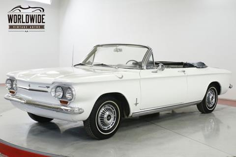 1963 Chevrolet Corvair for sale in Denver, CO