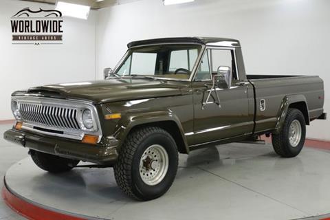 1978 Jeep J-10 Pickup for sale in Denver, CO