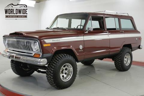 1978 Jeep Cherokee for sale in Denver, CO