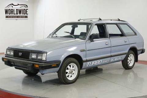 1983 Subaru GL for sale in Denver, CO