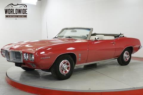 1969 Pontiac Firebird for sale in Denver, CO