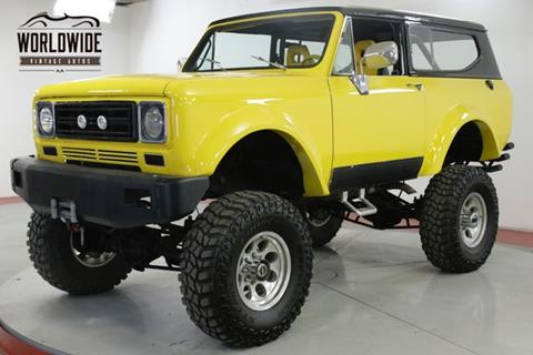 1979 International Scout II for sale in Denver, CO