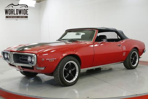 1968 Pontiac Firebird for sale in Denver, CO