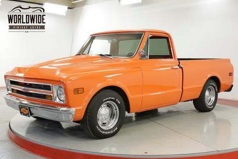 1968 Chevrolet C/K 10 Series for sale in Denver, CO