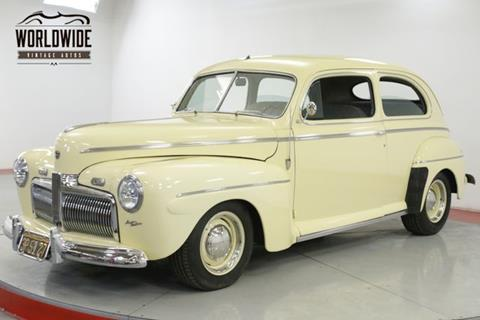 1942 Ford Super Deluxe for sale in Denver, CO