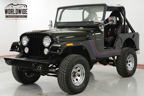 1973 Jeep CJ-5 for sale in Denver, CO
