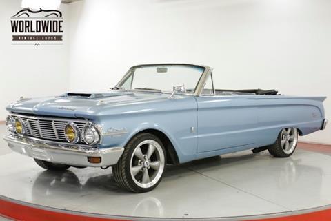 1963 Mercury Comet for sale in Denver, CO