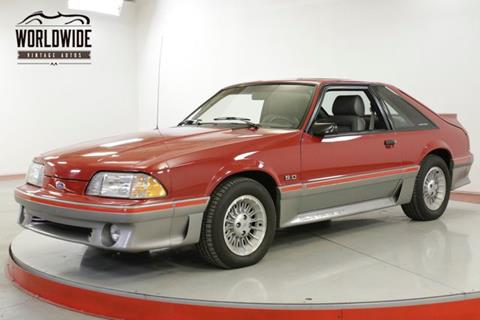 1988 Ford Mustang for sale in Denver, CO