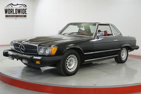 1979 Mercedes-Benz 450 SL for sale in Denver, CO
