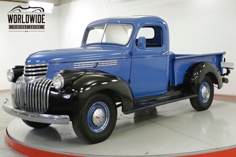 1946 Chevrolet Apache for sale in Denver, CO