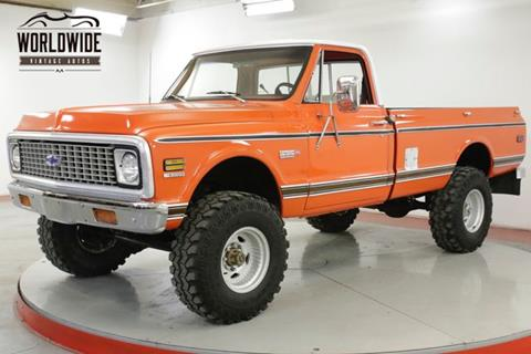 1971 Chevrolet C/K 10 Series for sale in Denver, CO