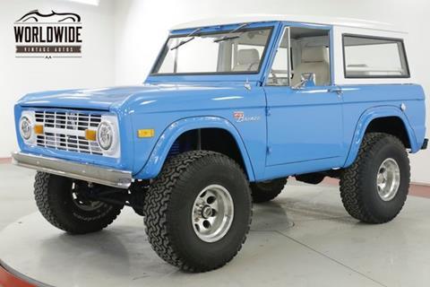 1967 Ford Bronco for sale in Denver, CO