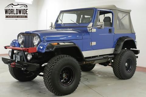 1983 Jeep CJ-7 for sale in Denver, CO